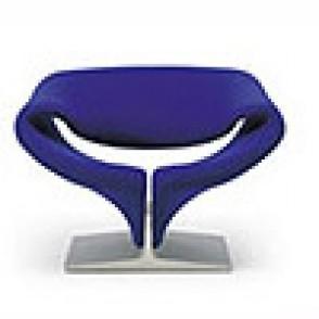 Artifort Ribbon 582 stoel bekleden
