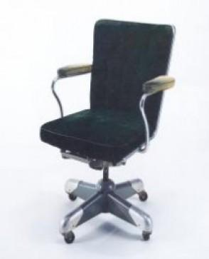Gispen357 bureaustoel stofferen