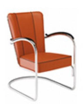 Gispen 412 stoel bekleden