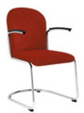 Gispen 413RT(1)stoel stofferen