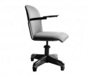 Gispen356 bureaustoel stofferen