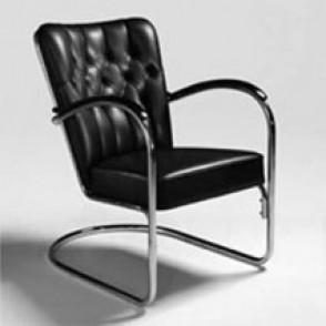Gispen 412B stoel herbekleden