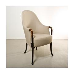 Giorgetti fauteuil 63250 nieuw bekleden