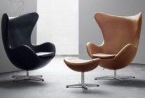 Fritz Hansen Egg chair herstofferen